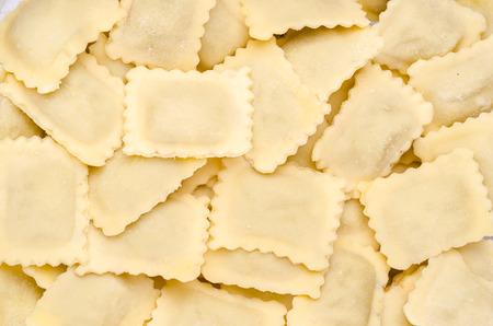 raviolo: Home made italian pasta, ravioli