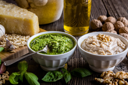 traditional sauces for pasta from traditional italian cuisine