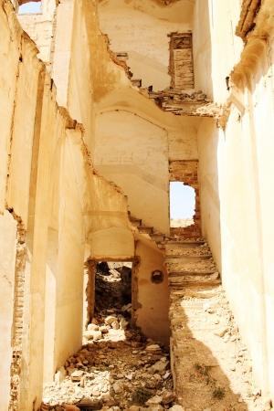 War Ruins Stock Photo - 17018330