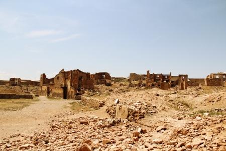 War Ruins Stock Photo - 17018079