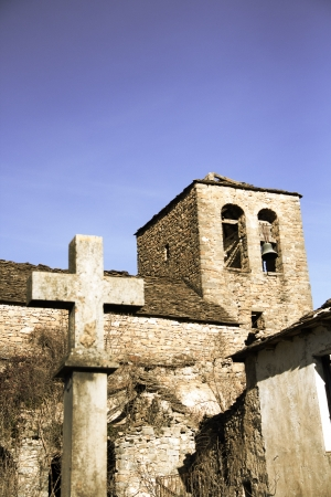 Ruins Church Stock Photo - 17451714