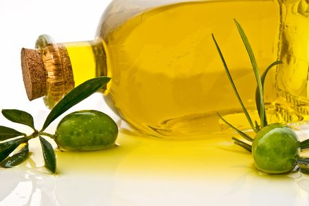 hojas: olive decor