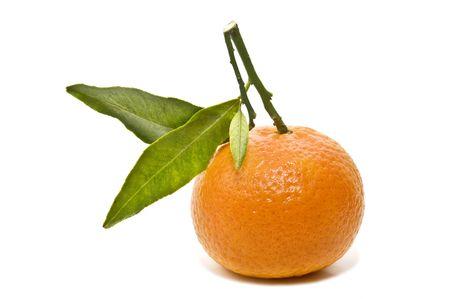 Mandarina  Foto de archivo - 6418753