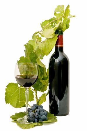 Reserve red wine Stock Photo