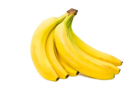 bananas Stockfoto