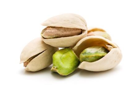 pistachio macro