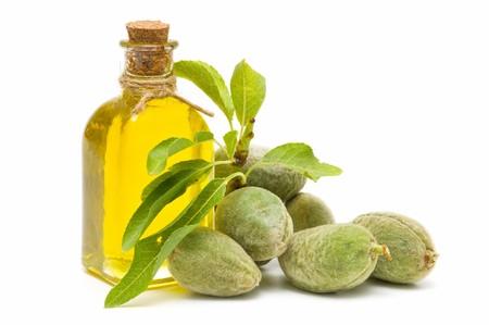 almond tree: almond oil