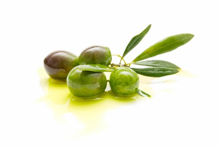 olive oil Stock Photo - 8105315