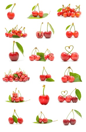 Cherry collection photo