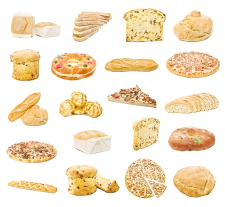 bread and sweet photo