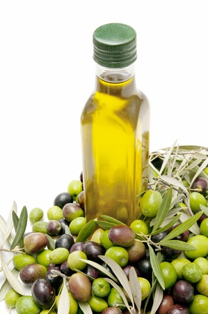 olive oil Stock Photo - 8954624