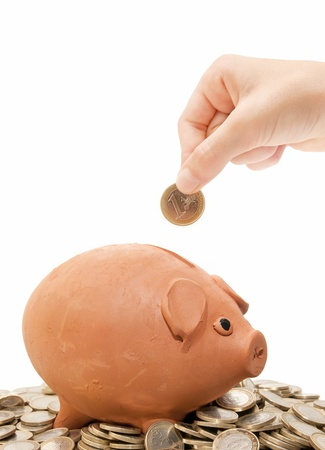 piggy bank savings photo