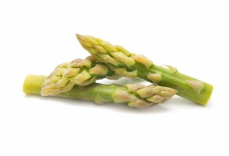 wild asparagus photo