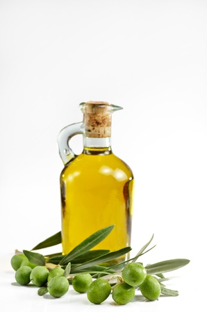 olive oil Navarrés the channel Stock Photo - 15659913