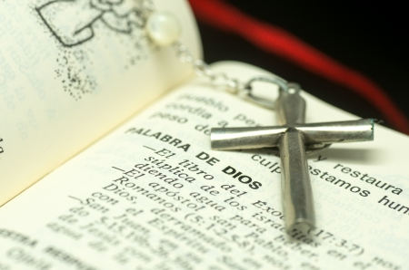picture of sacred symbols of Christianity photo