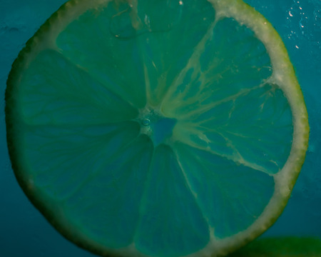 Submerged Lime