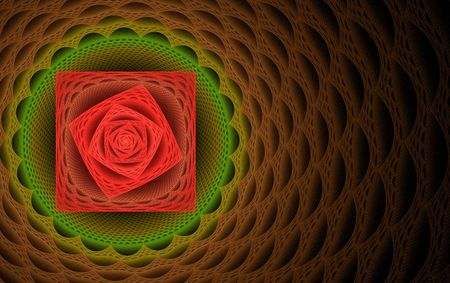 check out: wild rose fractal, please check out my portfolio for more!