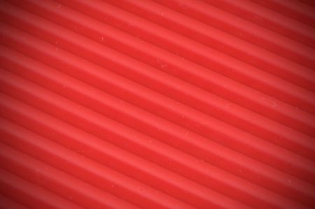 accesory: red stripes background, kitchen accesory with scattered lint on in