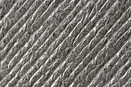 aluminum metal texture for use as a background Stock Photo