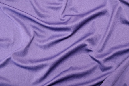 purple satin fabric texture for background use Stock Photo - 8344421