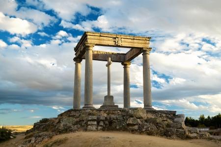 postes: Los Cuatro Postes at Avila