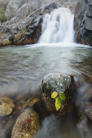 waterfall, landscape, outdoors