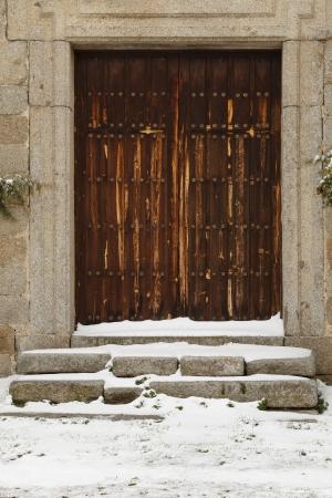 hermitage: hermitage of Our Lady of Rihondo, Ávila