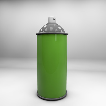 canister: spray canister