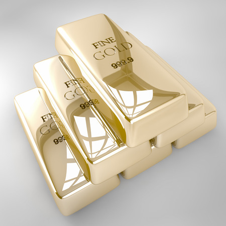 and gold: gold bullion