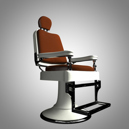 barber chair: barber chair