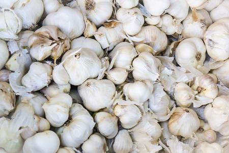 fucking: heads of garlic seasonal vegetables freshly Fucking land