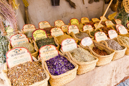traditional medicine: Since selling spices used to improve health in traditional medicine