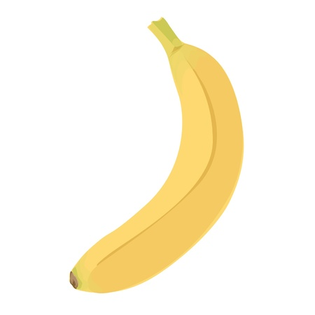 Vector banana  Stock Vector - 17265343