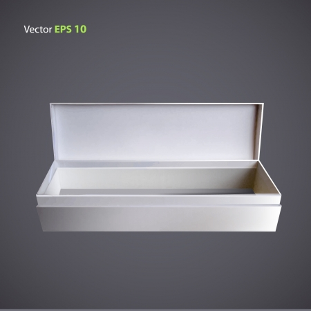 White box   design   Vector