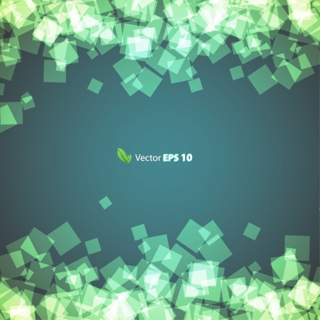 Eco abstract background  Vector design   Stock Vector - 17353264