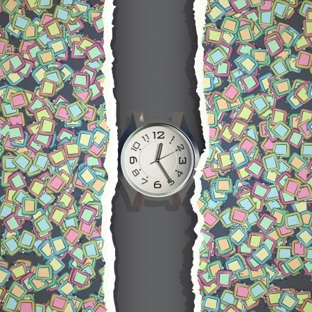 Nice watch   Vector design Stock Vector - 17470139