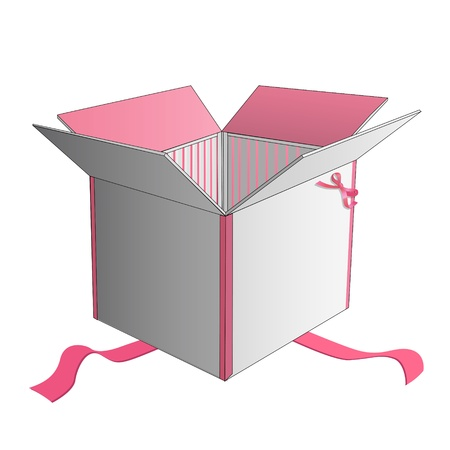 Gift box  Vector design  Stock Vector - 18541589