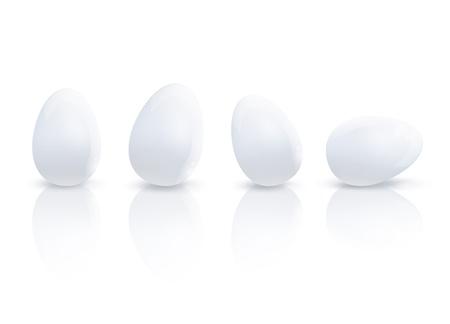 Many eggs   design Stock Vector - 19198334