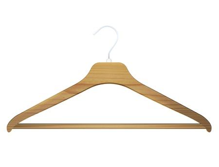 hanger on white background   design  Stock Vector - 20198752