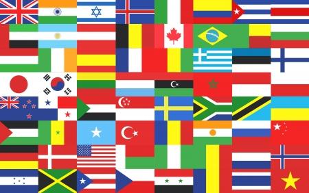 Colecci�n de banderas