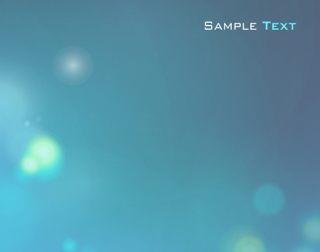 blue abstract light background. Vector illustration  Stock Vector - 21501570