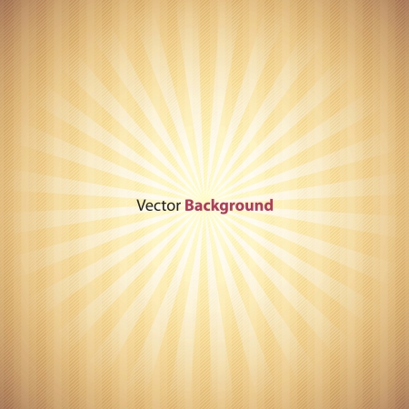 Yellow background. Vector design Vector