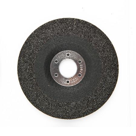 ferreteria: disco de hardware de ferreter�a sobre fondo blanco aisladas Foto de archivo