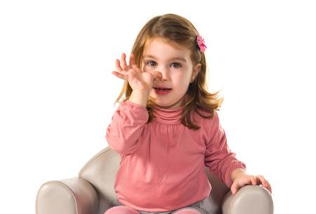 joke: Little kid making a joke