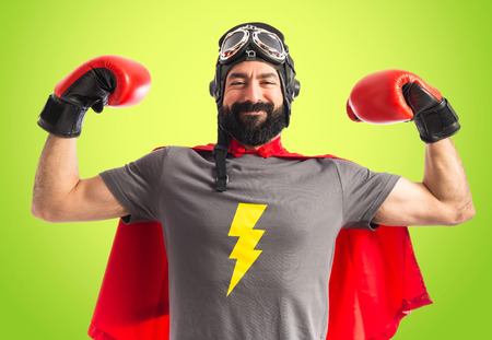 strong: Strong super hero
