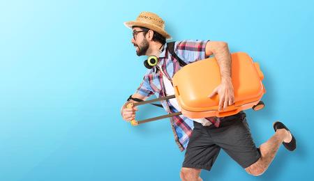 backpack: Turismo correr rápido