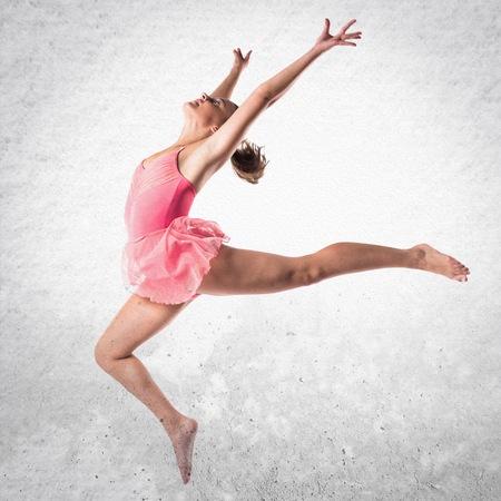 dancer: Young ballet dancer