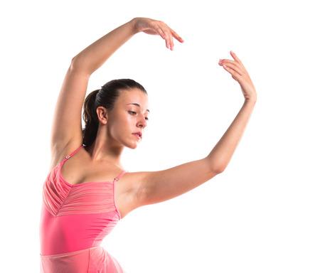 ballerina: Ballerina dancing