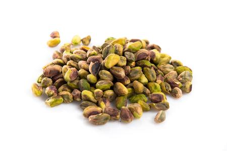 pista: Peeled pistachio