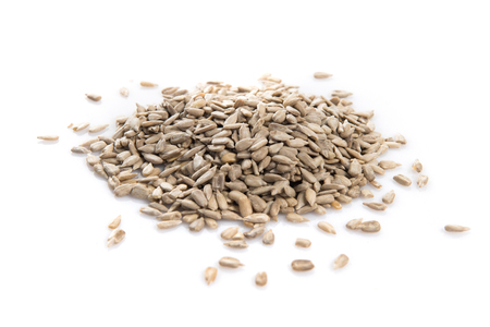 Crude sunflower seed